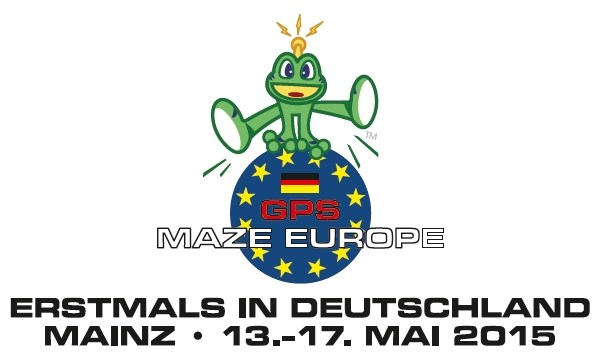 GC57V0R│GPS MAZE EUROPE - Germany