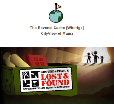 GC5MEX4 WMNREC│CityView of Mainz [Reverse Cache]